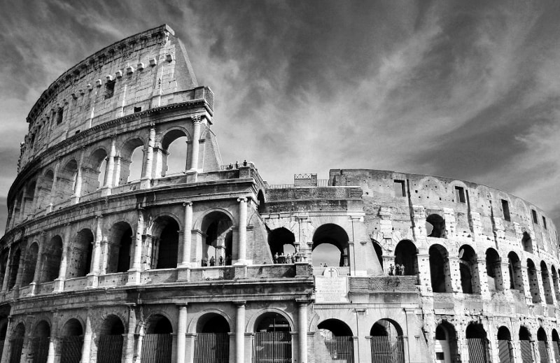 Photograph Colosseum - Rome by Motahareh SK on 500px
