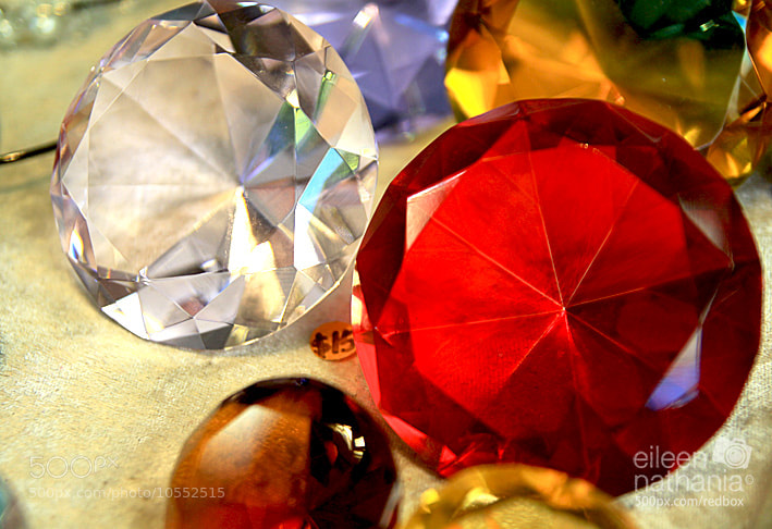 Photograph Gem stones by Eileen Nathania on 500px