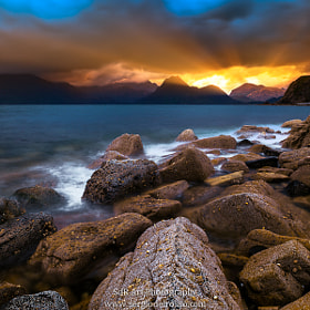 last rays of sun by Sergio Del Rosso (SdRArtPhotography)) on 500px.com