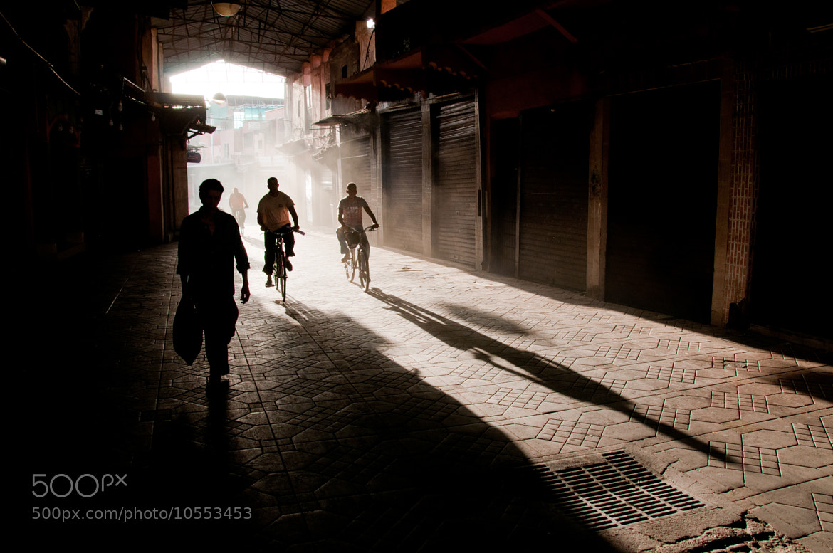 Photograph Marrakech tôt le matin by Fab William Alexander on 500px