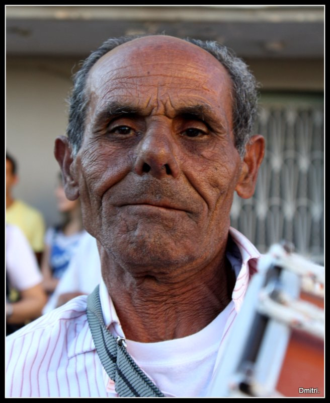 Photograph Portrait by Dimitris Christodoulopoulos on 500px