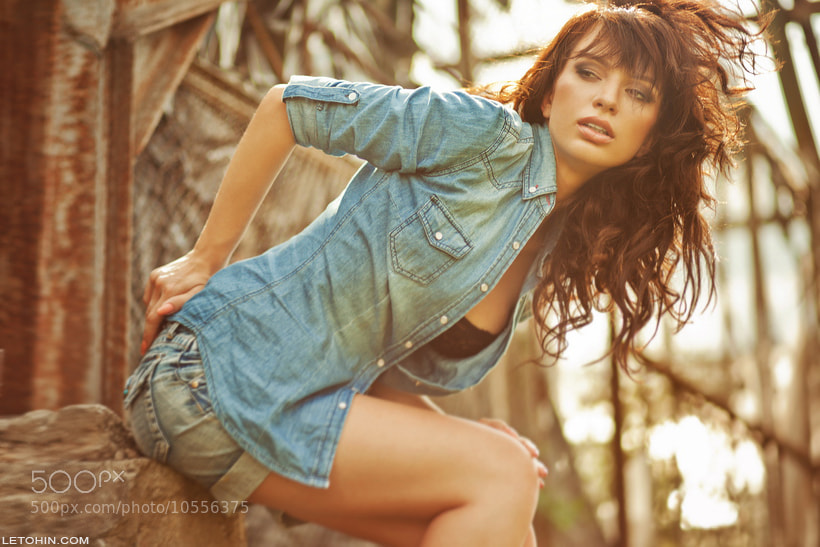Photograph Olya by Иван  Летохин on 500px