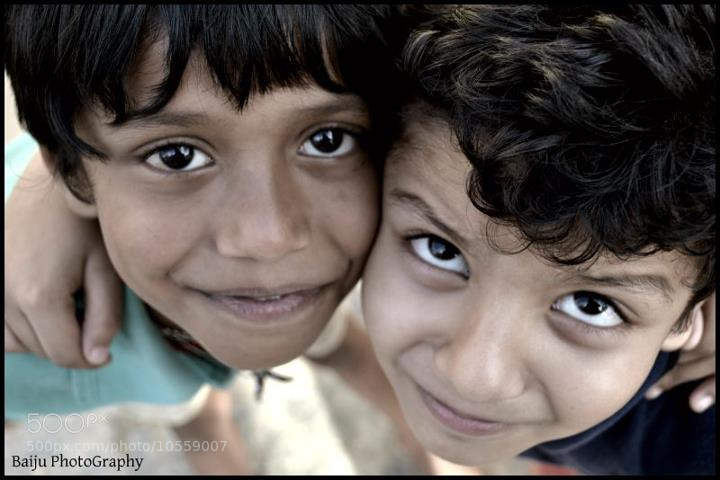 Photograph The Naughty Friends! by Baiju Abraham on 500px