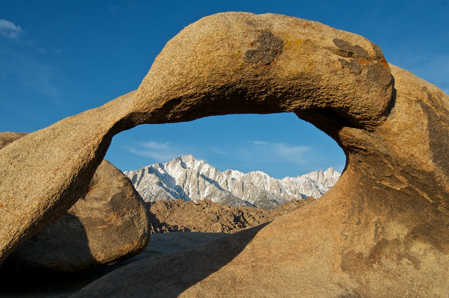 Photograph A Classic Arch View by George Gibbs on 500px