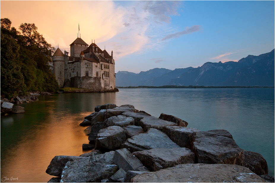 Photograph The Castle by Jan Geerk on 500px