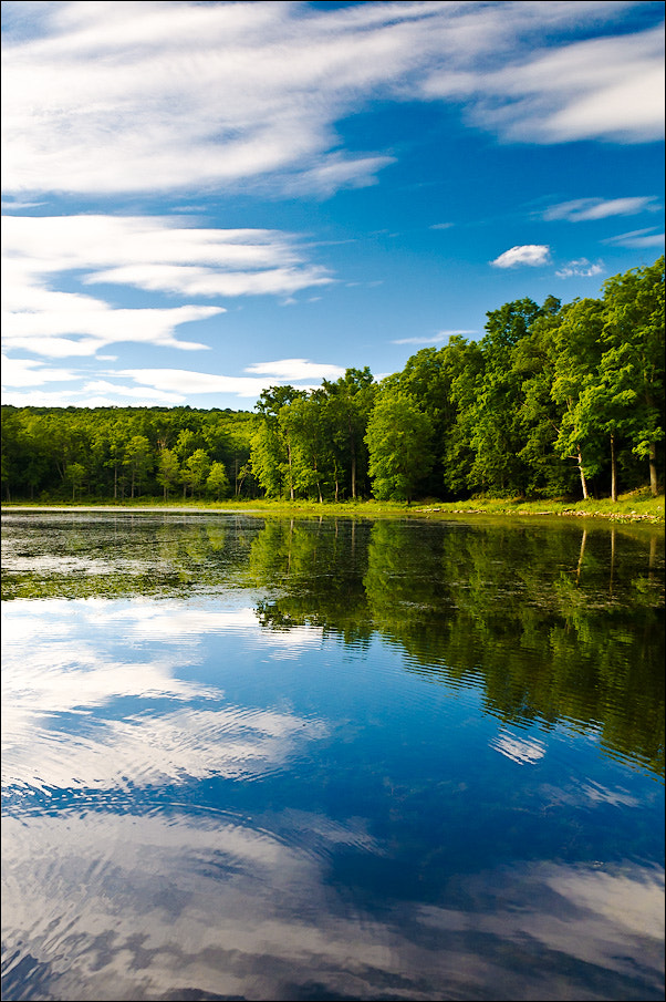 Photograph Lake Ocquittunk by Alex S. on 500px