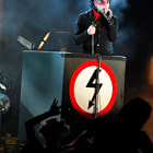 Постер, плакат: Marilyn Manson Rock On the Range 2012