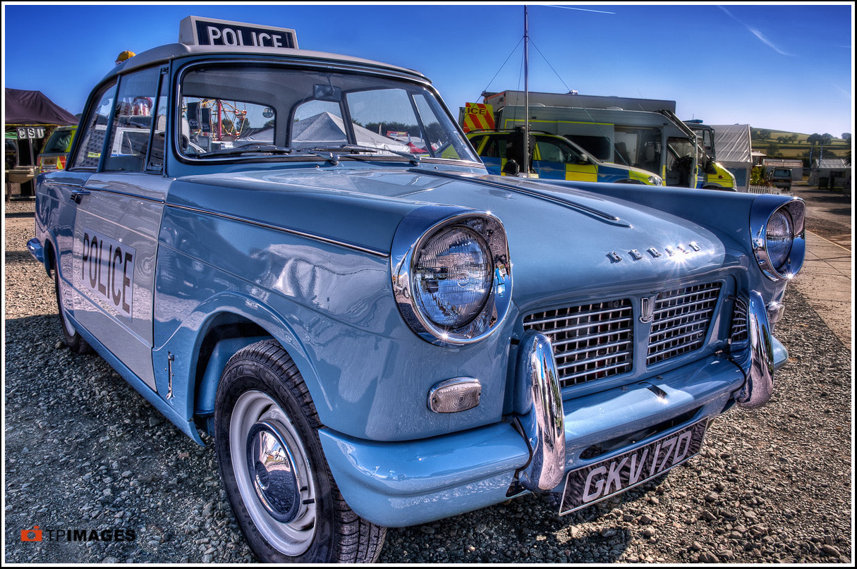Photograph Herald a Bygone Era by Tim Pursall on 500px