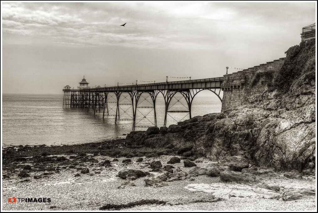 Photograph Clevedon Pier by Tim Pursall on 500px