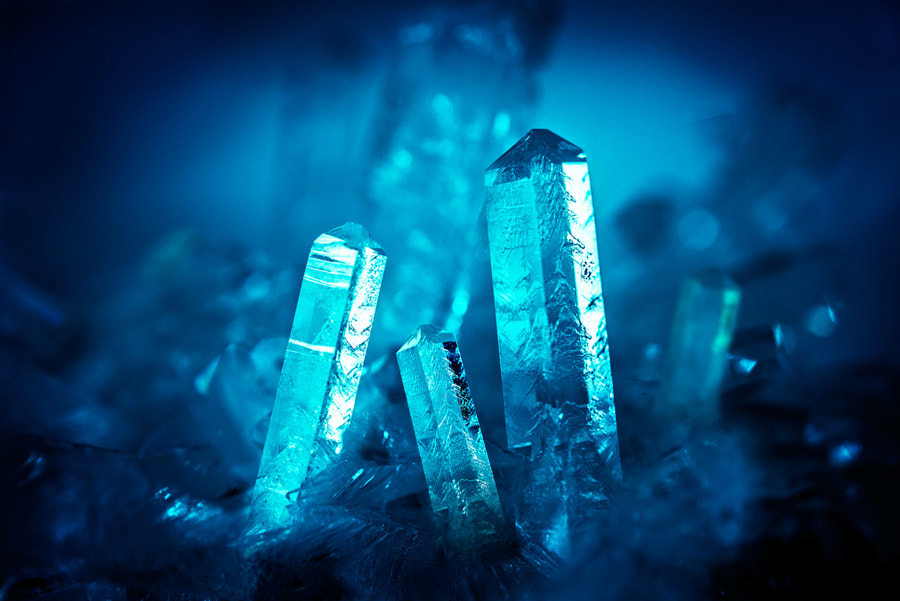 Photograph Aquamarine by Randall Epp on 500px