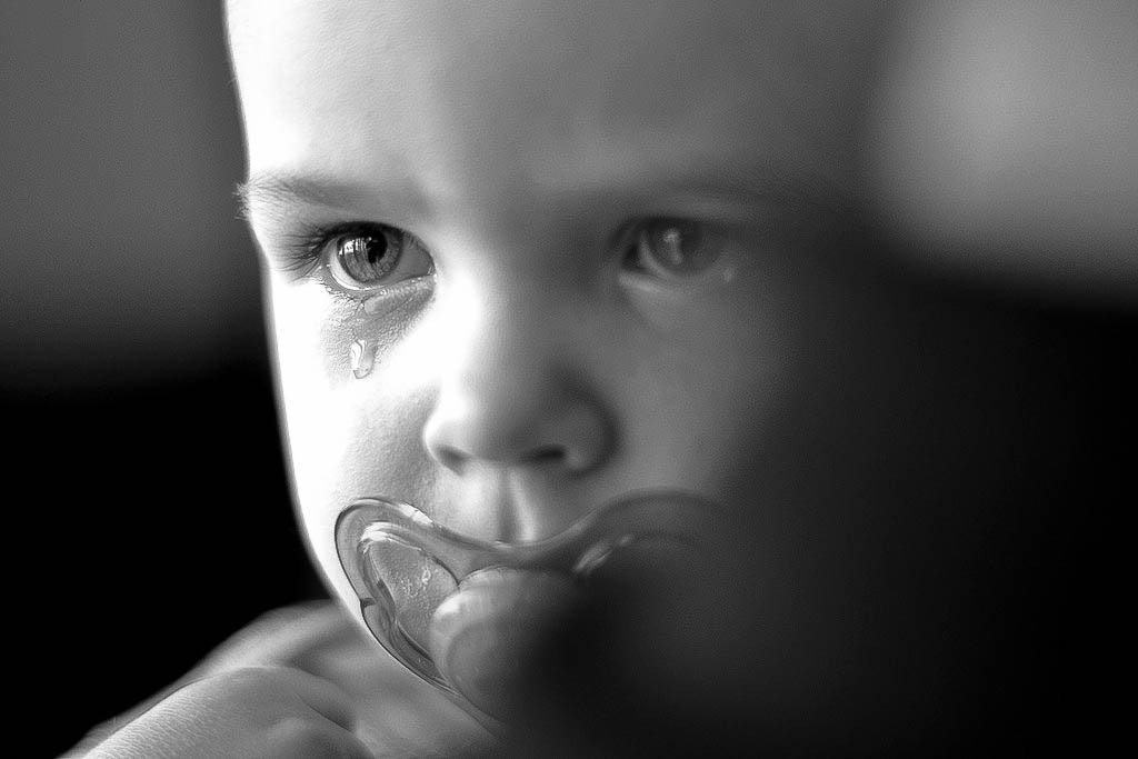 Photograph Don't cry my baby by Melissa Gurtner on 500px