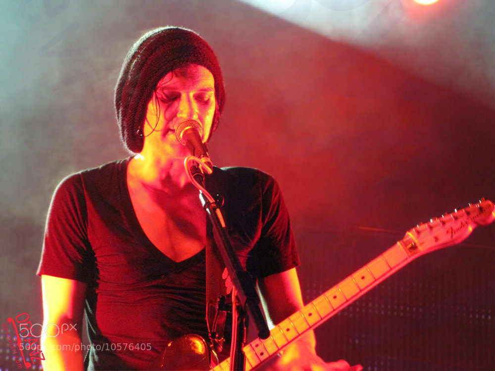 Photograph Brian Molko by Oryan z on 500px