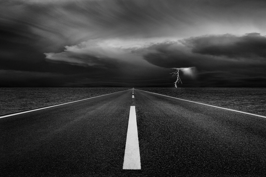 The Sound of Darkness by Carlos Gotay on 500px.com
