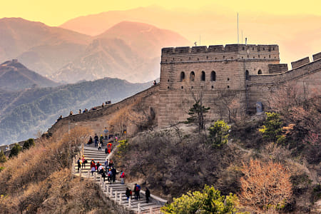 Great Wall by Heather Balmain on 500px