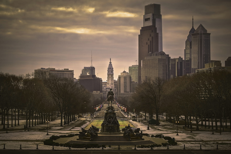 Good morning Philadelphia by K S on 500px.com