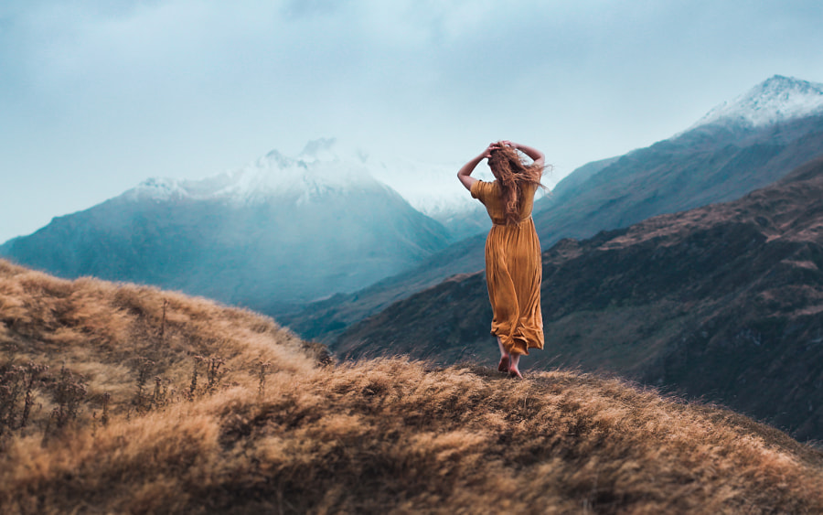Photograph The Oncoming Storm by Lizzy Gadd on 500px