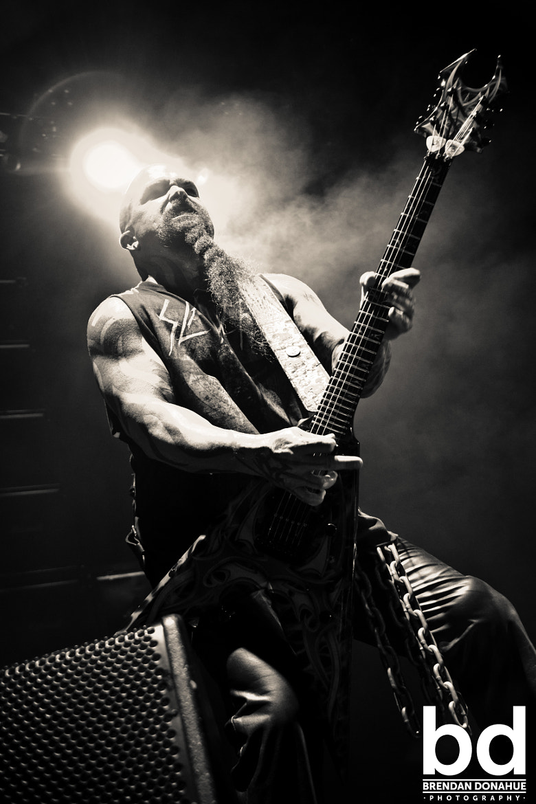 Photograph Kerry King by Brendan Donahue on 500px