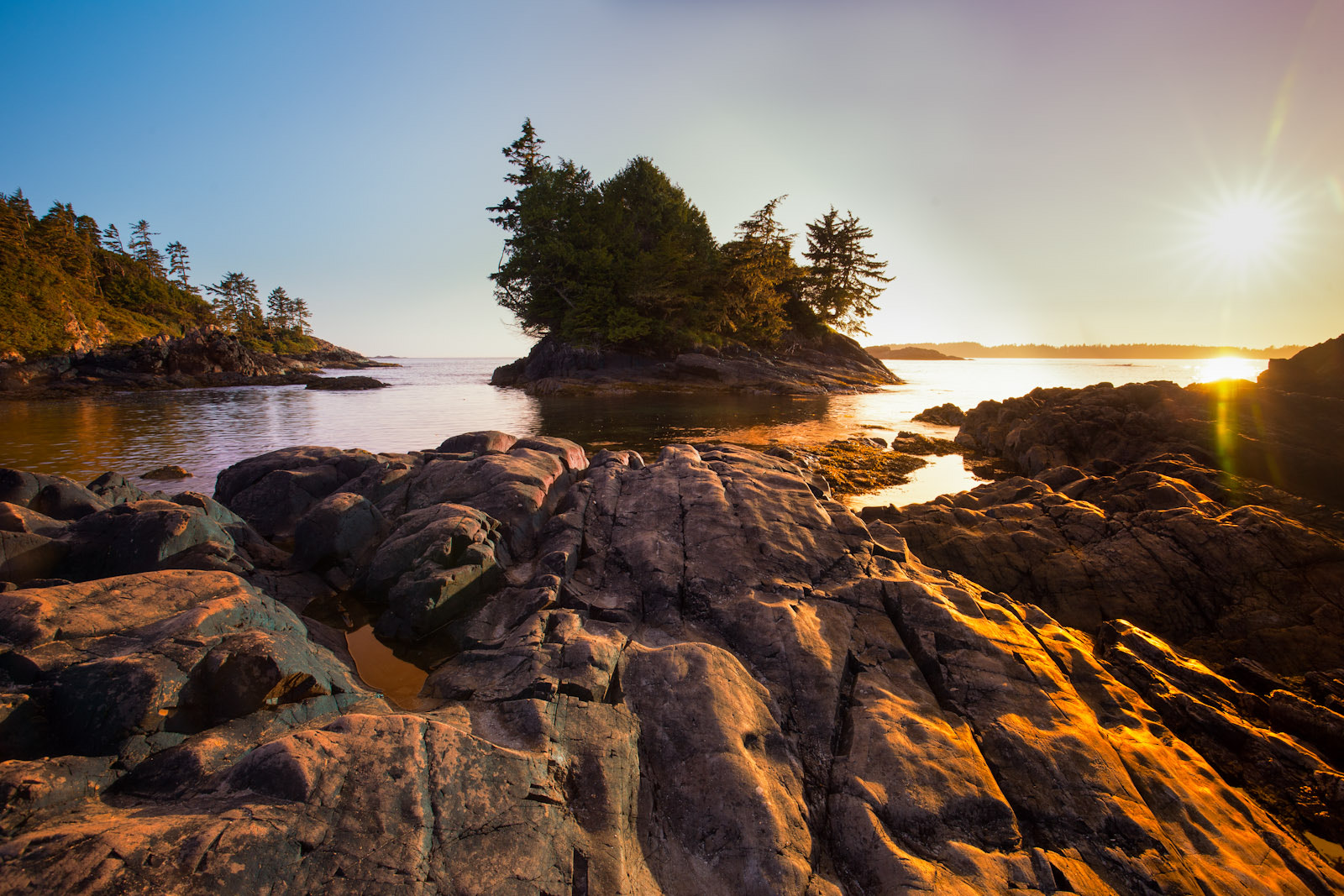 Photograph Tofino sunset by Thierry Hennet on 500px