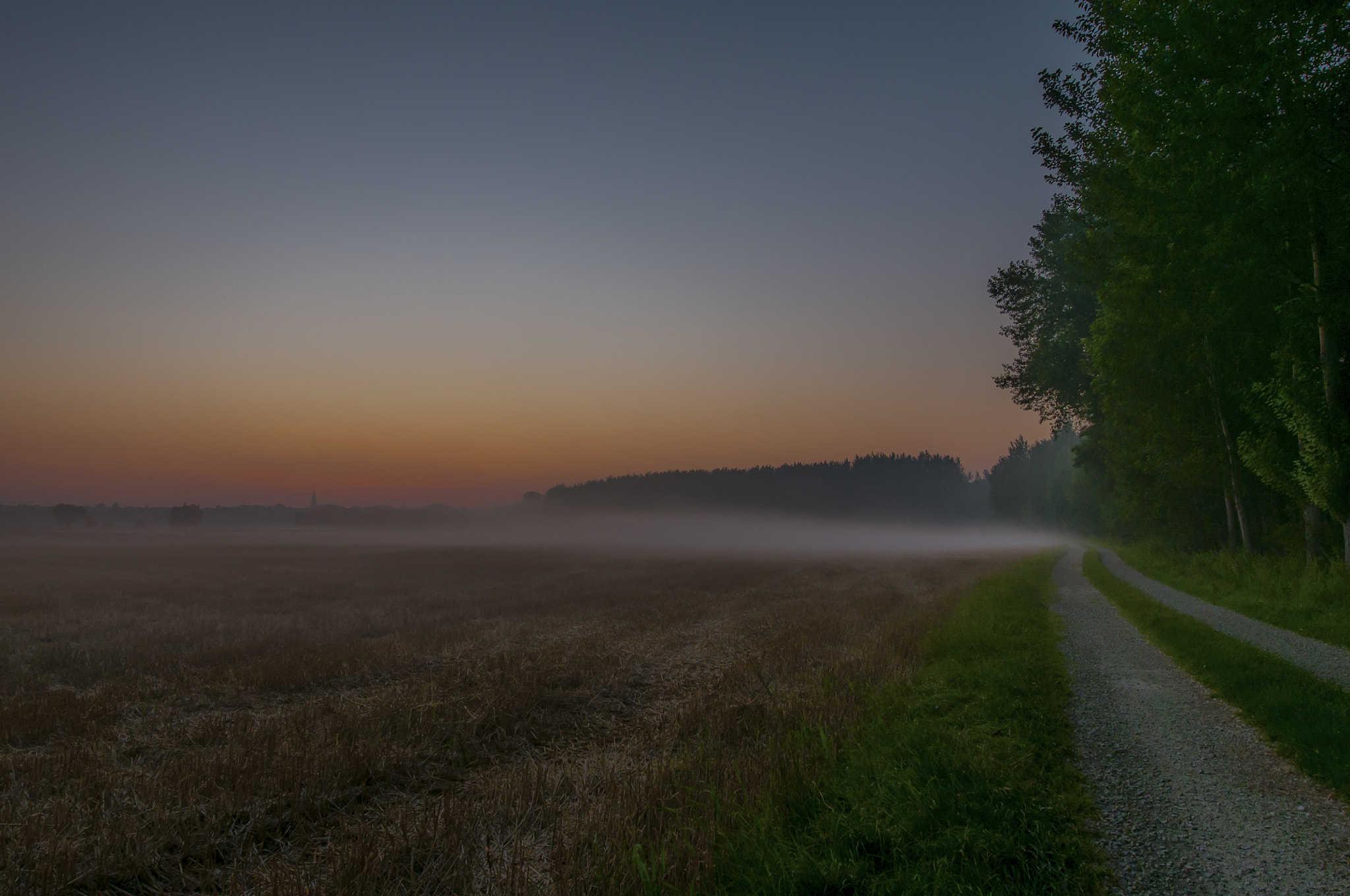 Photograph Abendnebel by Leo Pöcksteiner on 500px