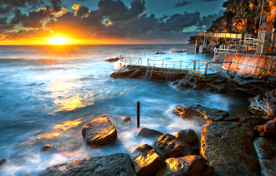 Photograph Golden light @ Bronte Beach by MONSTERMICKY ! on 500px