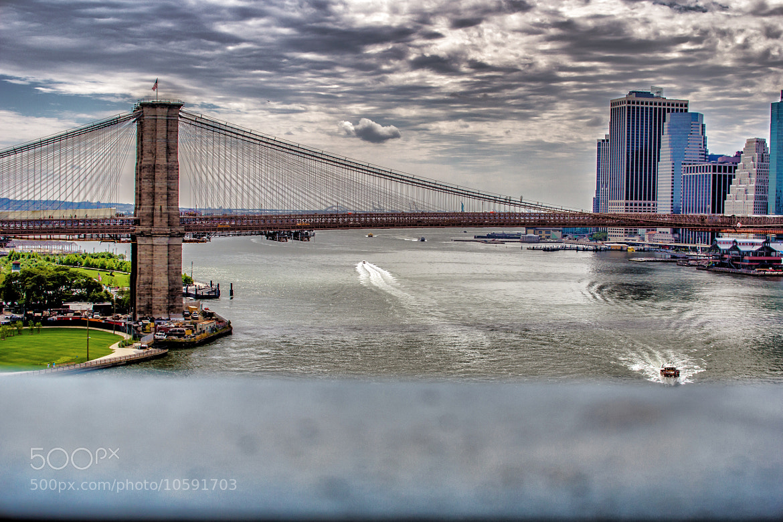 Photograph Bridge To Bridge by Josh Ferris on 500px