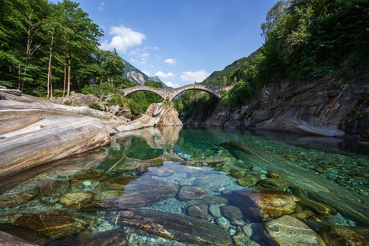 Photograph Valle Verzasca Swiss by Adrian Sommeling on 500px