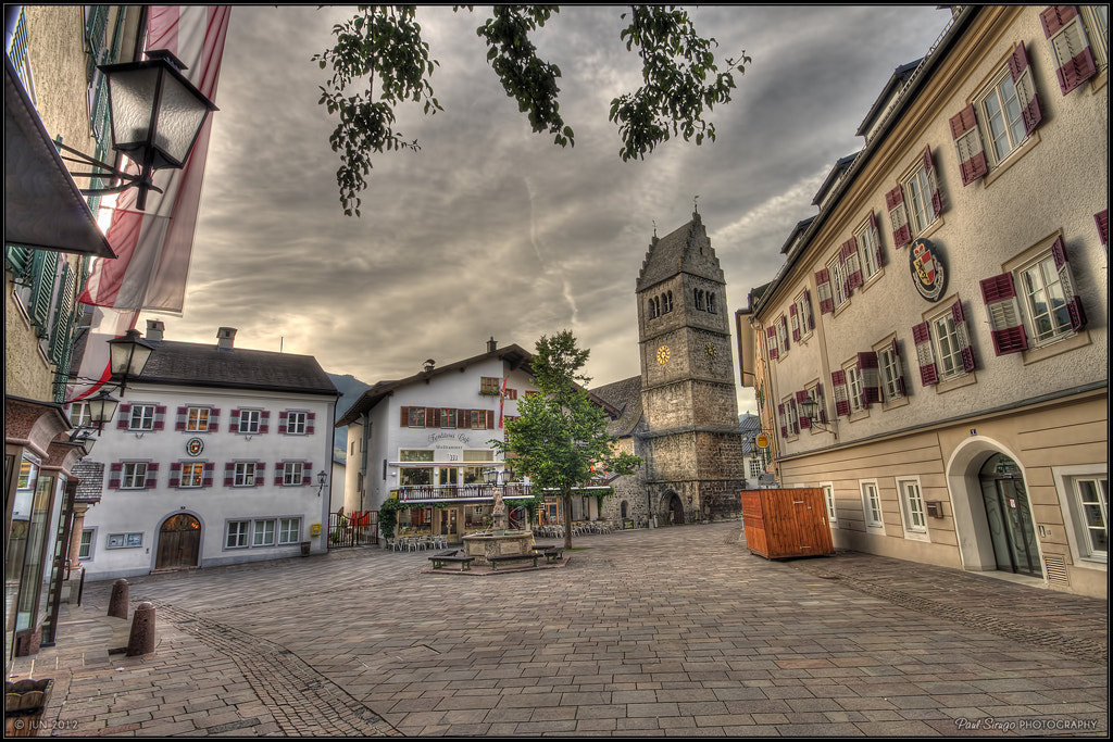 Photograph Zell am See - the main square by Paul Sirugo on 500px
