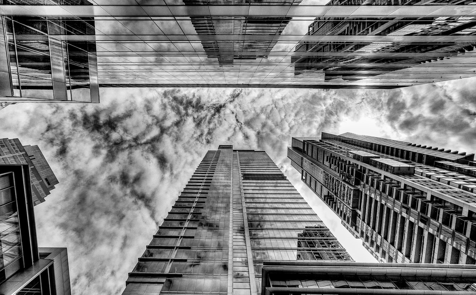 Photograph Looking Up by Jimmy - on 500px