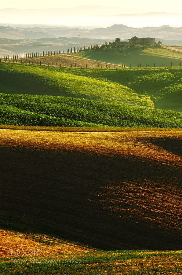 Photograph Tuscany by Piotr Olszak on 500px