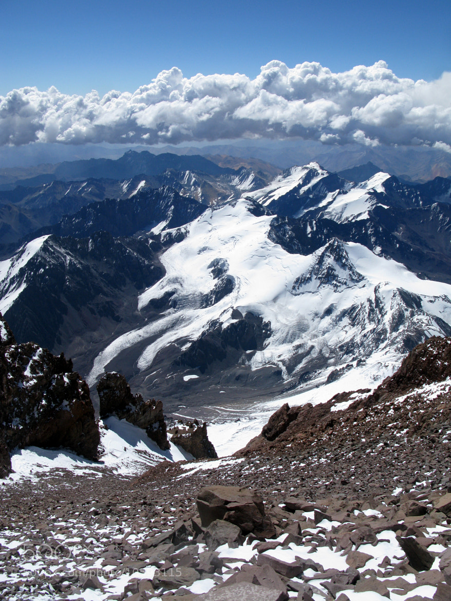 Photograph View from Aconcagua by Peter Seifried on 500px