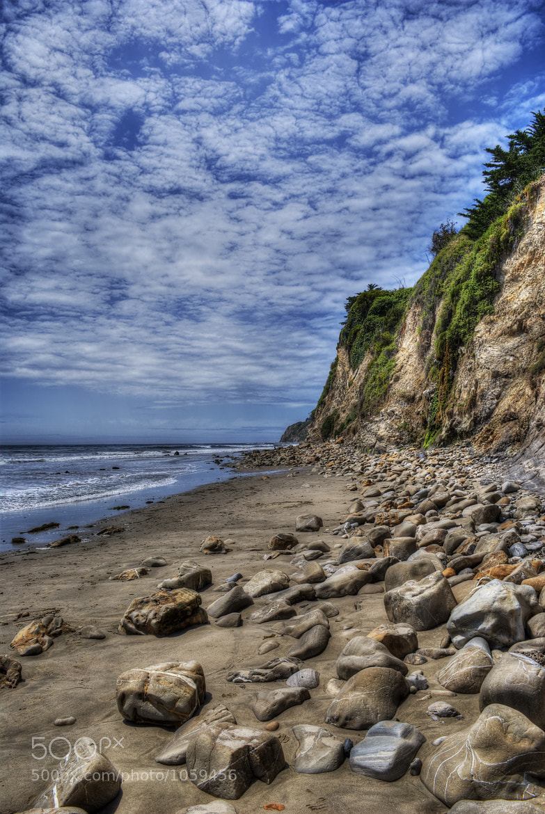 Photograph Rocky Beach by Michael Wilson on 500px