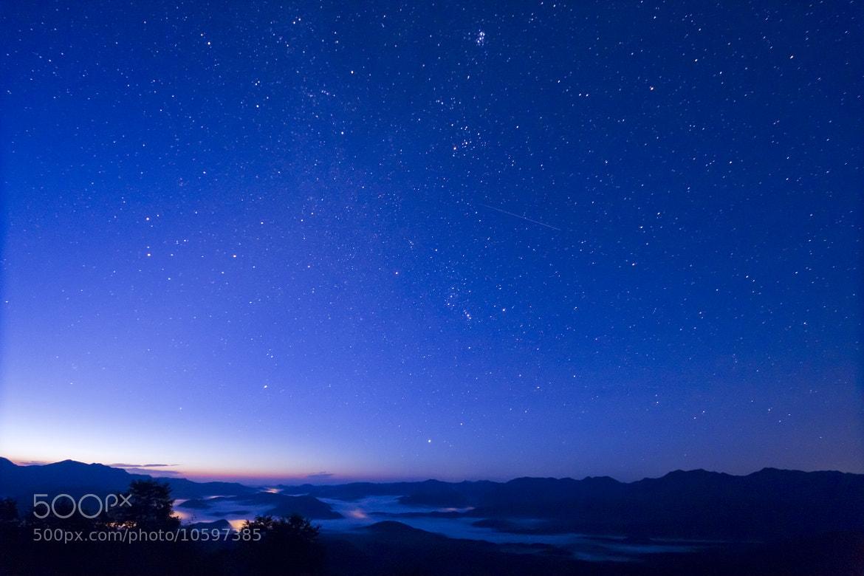Photograph ガイアの夜明け by hirosima munetaka on 500px