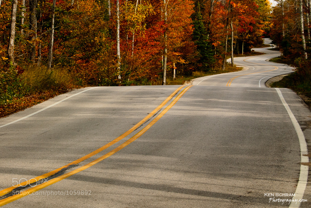 Photograph The Winding Road by Ken Schram on 500px