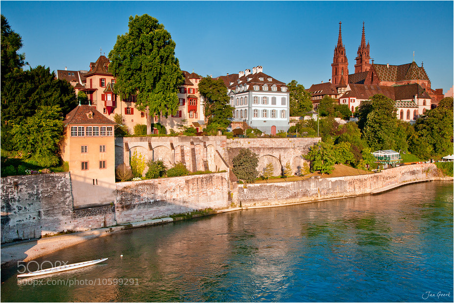 Photograph The old City by the Rhine River by Jan Geerk on 500px