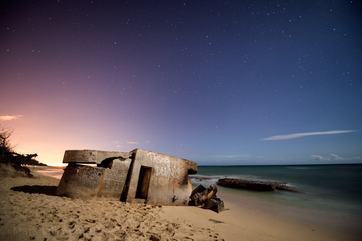 Photograph Bunker by Marshall Humble on 500px