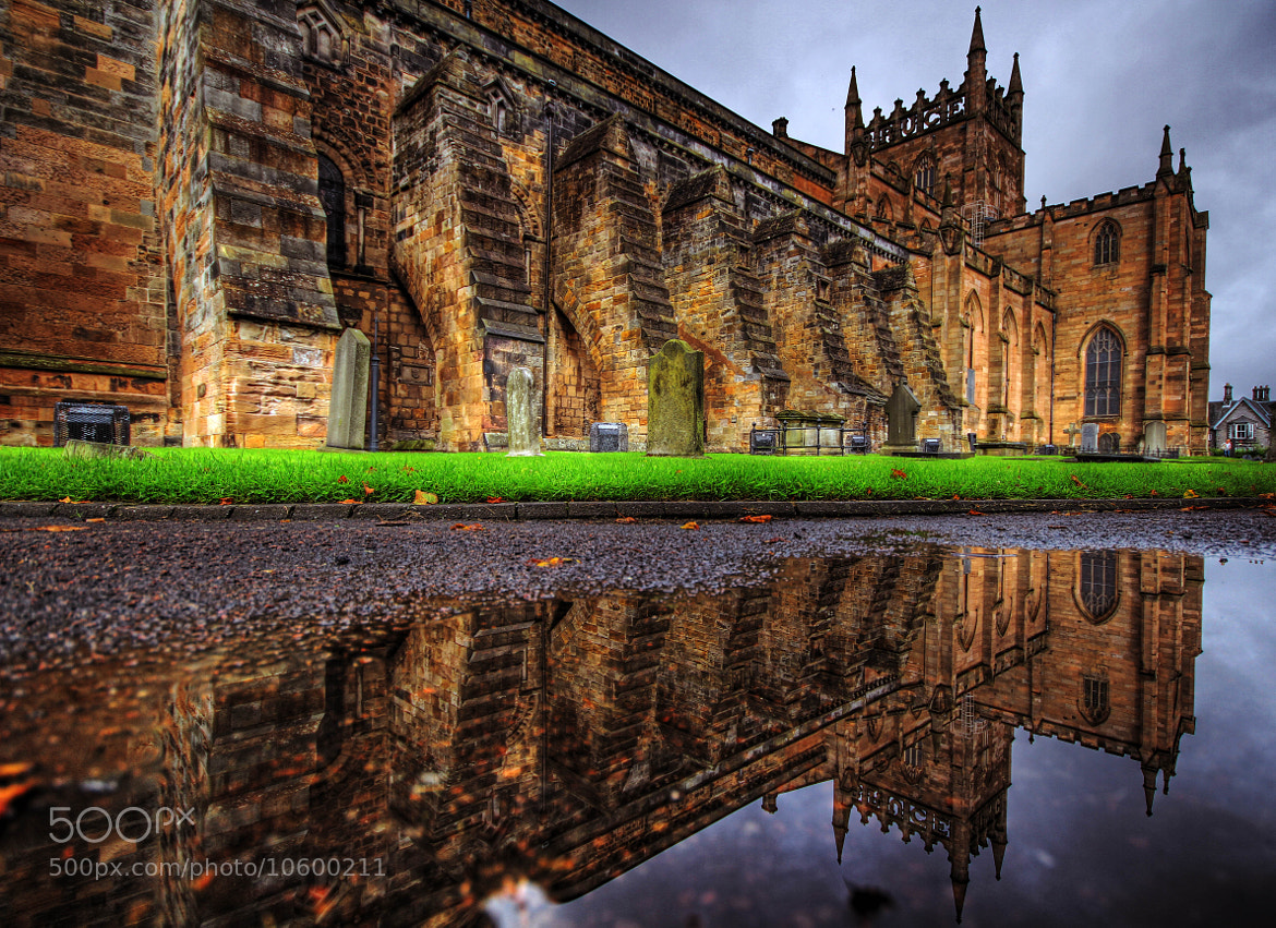 Photograph Reflections of the Abbey by Craig Brown on 500px
