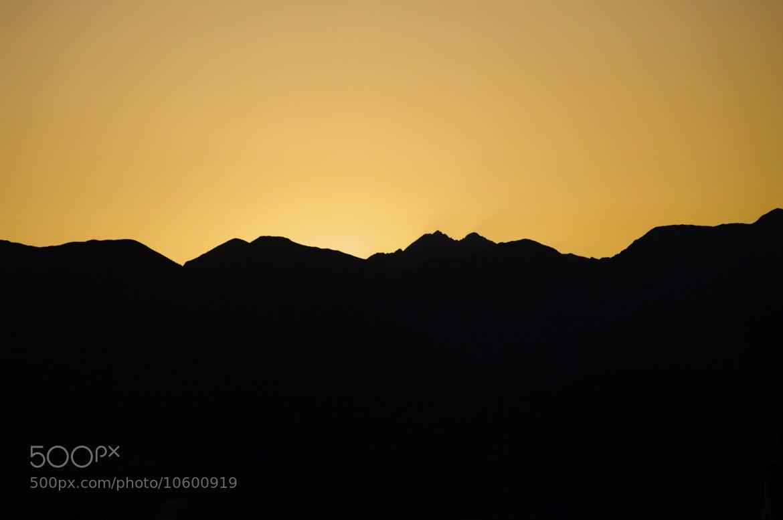 Photograph Skyline Tavon by Filippo Peretti on 500px