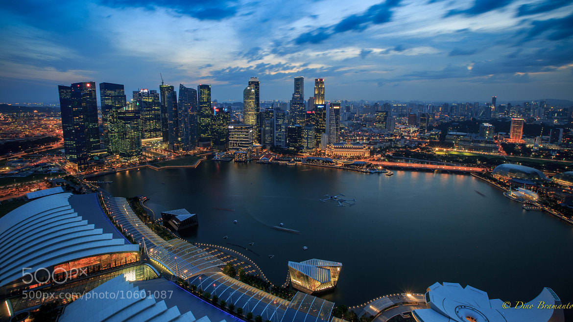 Photograph Singapore Citiscape by Dino Bramanto on 500px