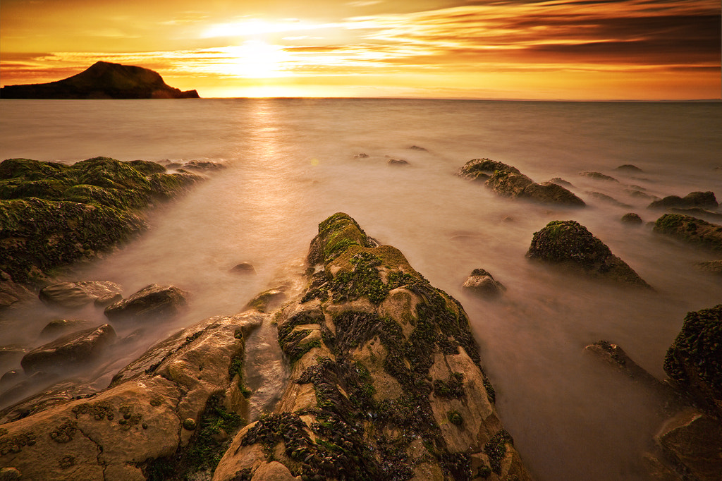 Photograph Worms Head Ten by Alan Coles on 500px