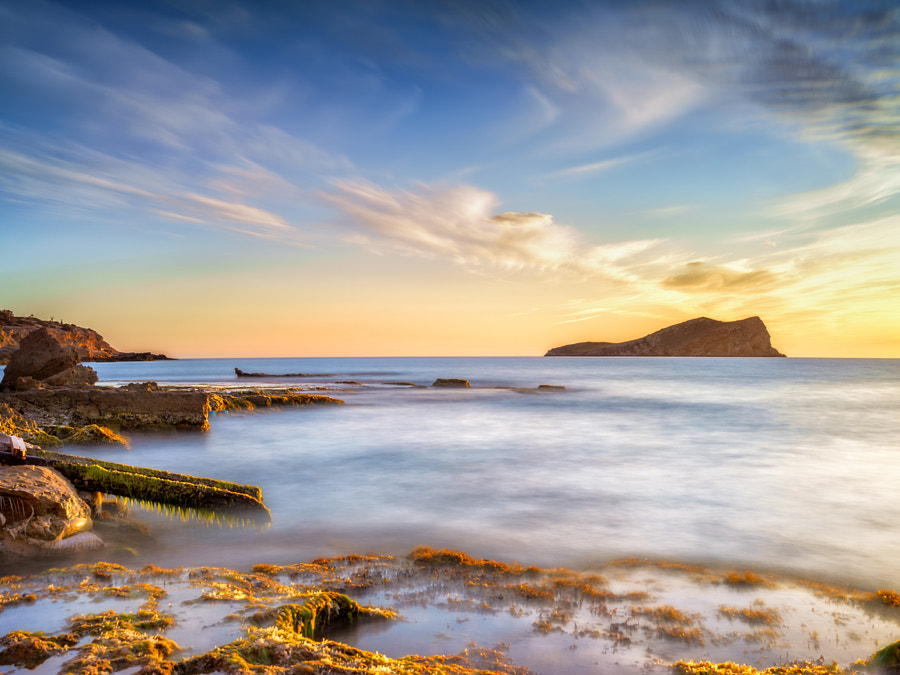 Photograph Ibiza cala Compte by joana dueñas on 500px