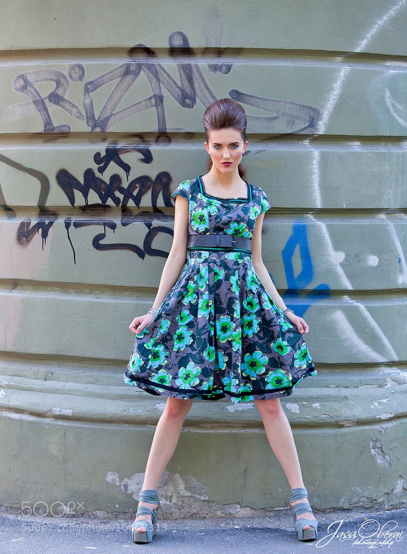 Photograph Fashion Graffiti by Jassi Oberai on 500px