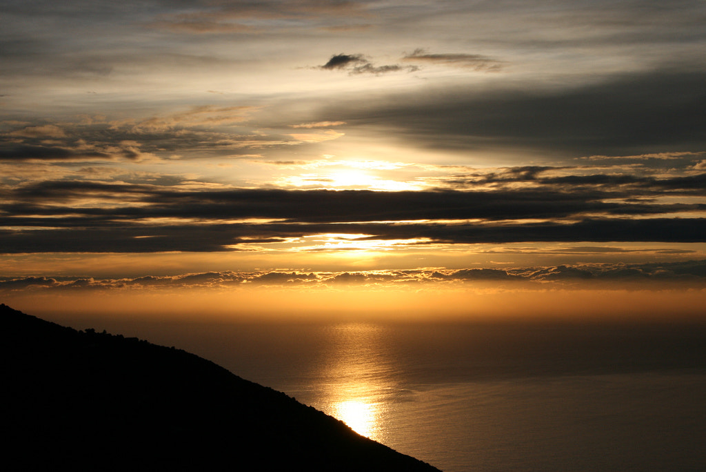 Photograph Sunset in Corsica by Eric Tartanson on 500px