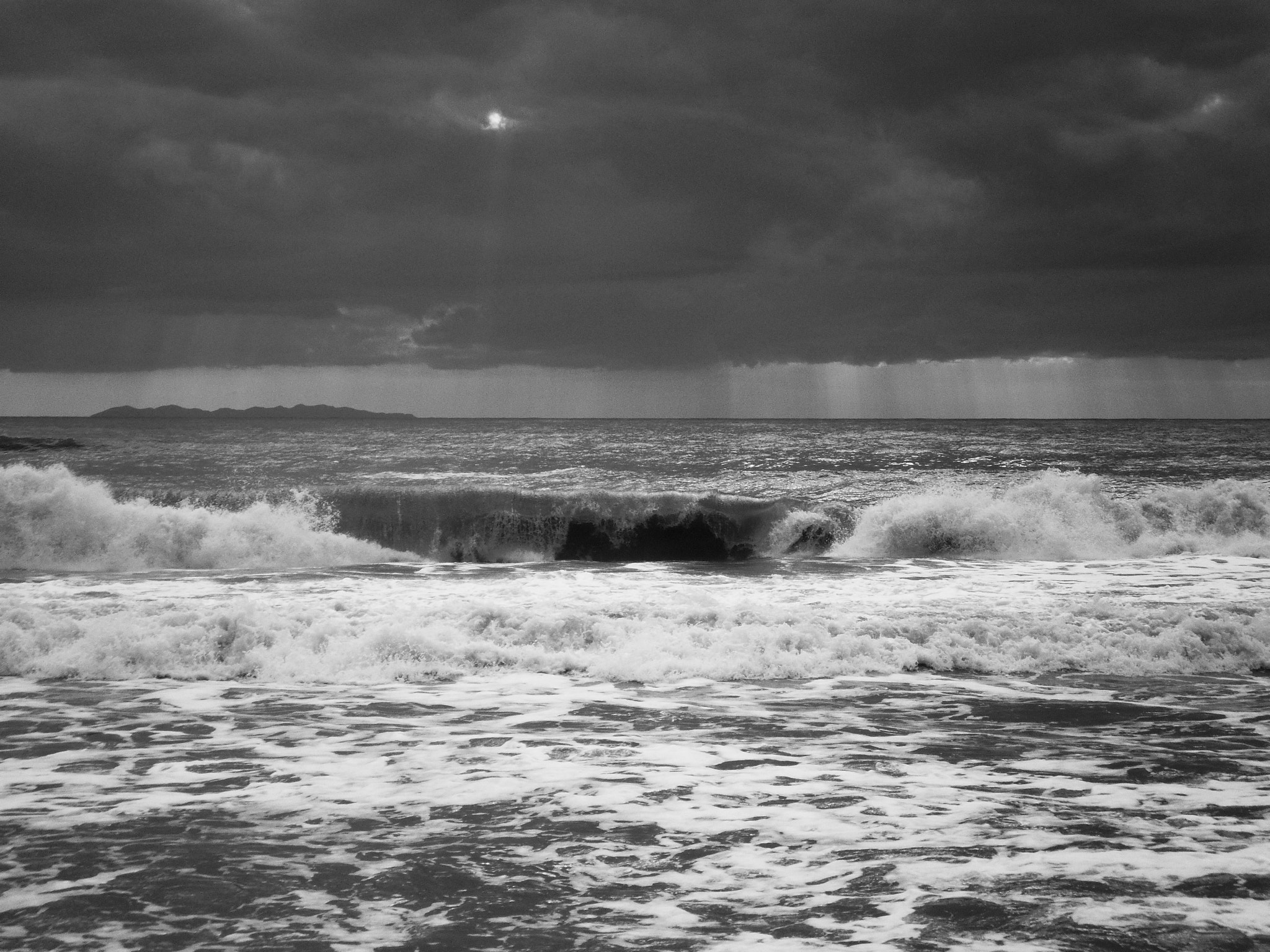 Photograph rough seas by Andrea Nigra on 500px