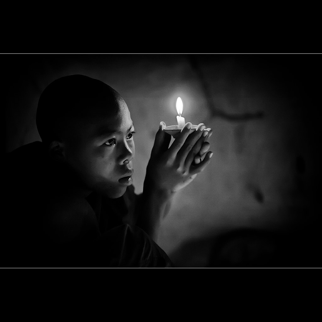 Photograph Candlelight prayer by Malcolm Fackender on 500px