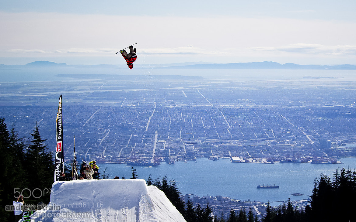 Photograph Switch Backflip by Andrew Strain on 500px