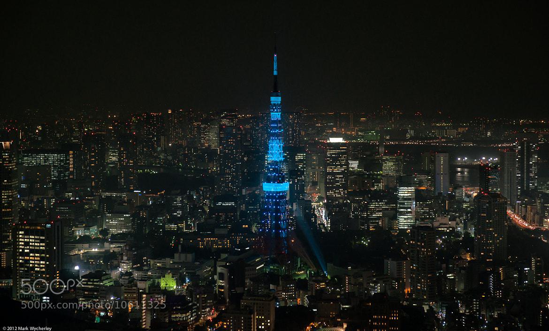 Photograph Blue by Mark Wycherley on 500px