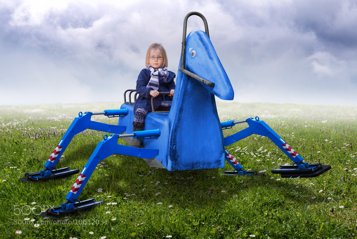 Photograph Her first Horse by John Wilhelm on 500px