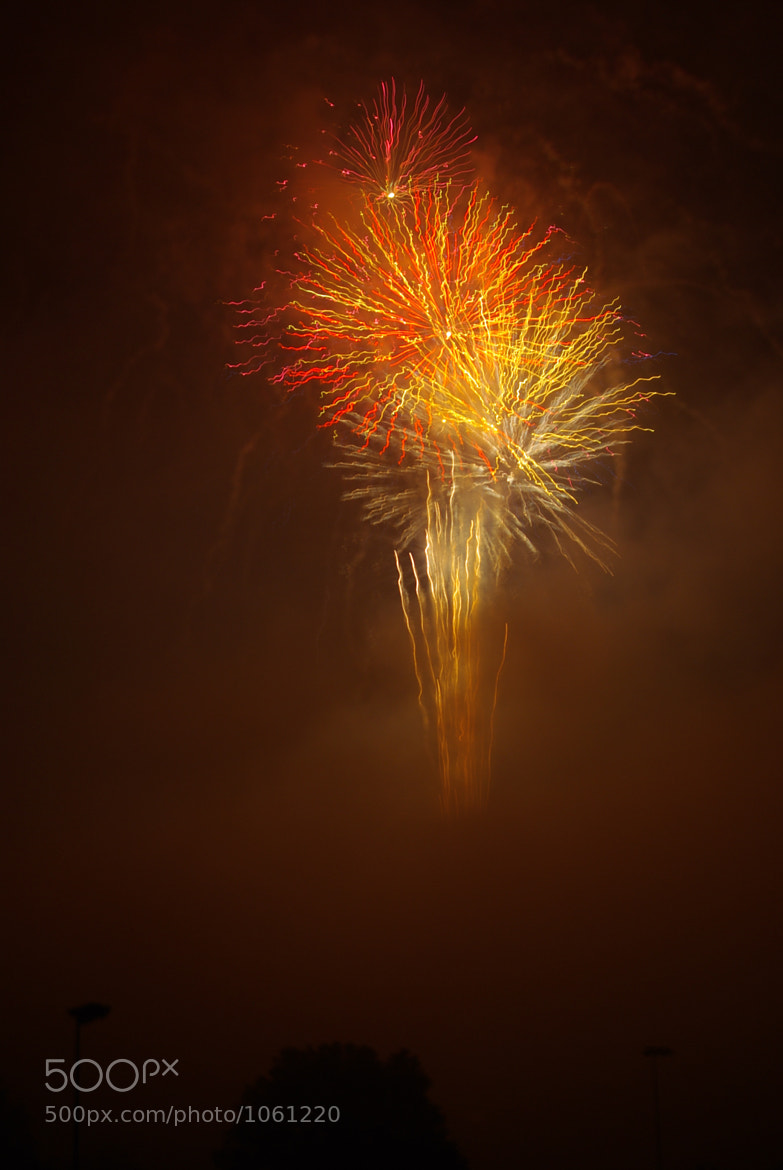 Photograph July 4th! by Nick Gentile on 500px