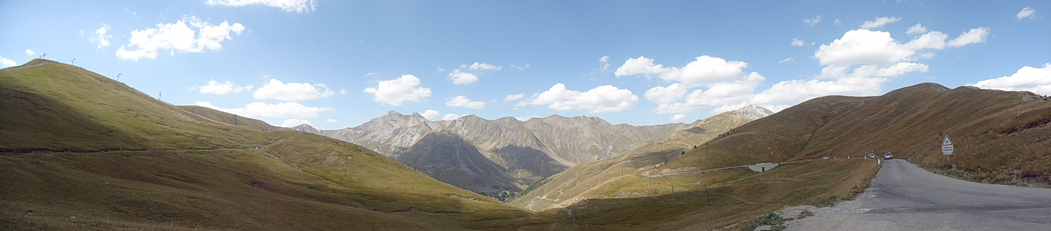 Photograph Col D'Allos by Patrick Beute on 500px