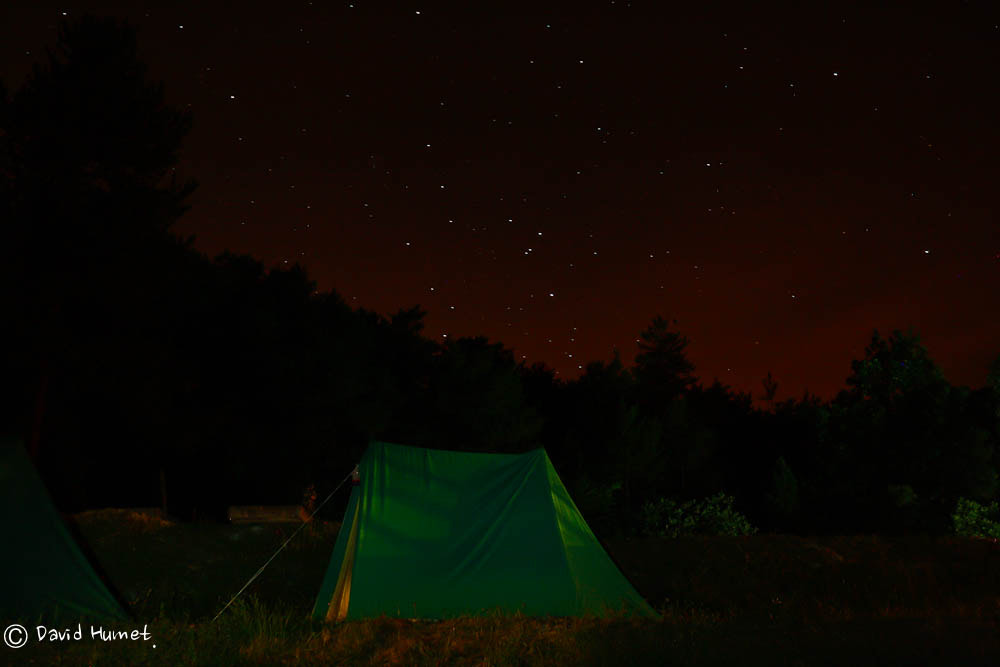 Photograph Una nit a campaments. by David Humet on 500px